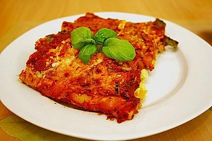 Cannelloni mit cremiger Gemüse-Käse-Füllung 5