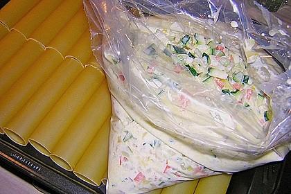 Cannelloni mit cremiger Gemüse-Käse-Füllung 69