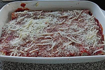 Cannelloni mit cremiger Gemüse-Käse-Füllung 71