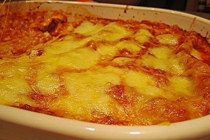 Cannelloni mit cremiger Gemüse-Käse-Füllung 67