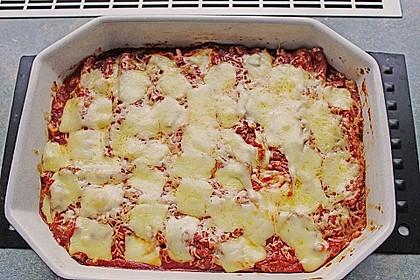 Cannelloni mit cremiger Gemüse-Käse-Füllung 34