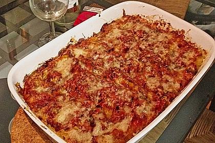 Cannelloni mit cremiger Gemüse-Käse-Füllung 84