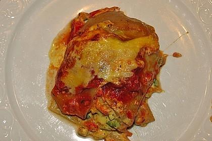 Cannelloni mit cremiger Gemüse-Käse-Füllung 19