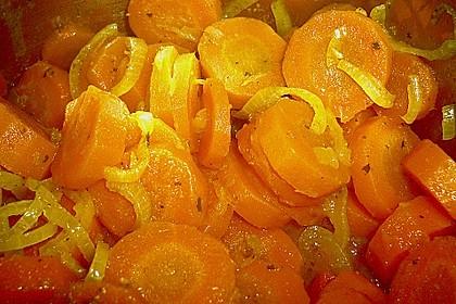 Curry - Möhren 5