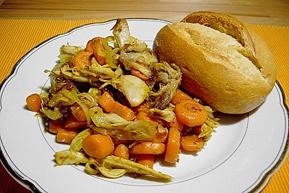 Curry - Möhren 6