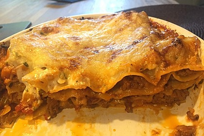 Lasagne Bolognese 55