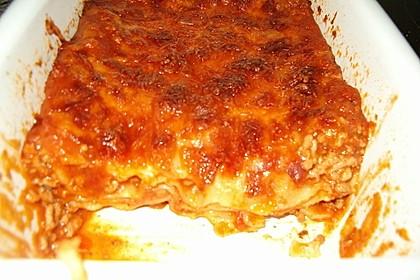 Lasagne Bolognese 30