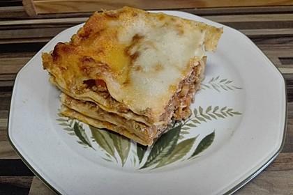 Lasagne Bolognese 46
