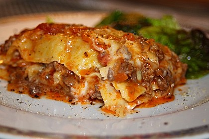 Lasagne Bolognese 19