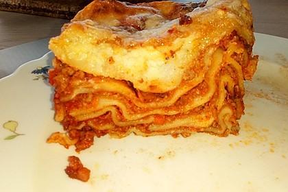 Lasagne Bolognese 26