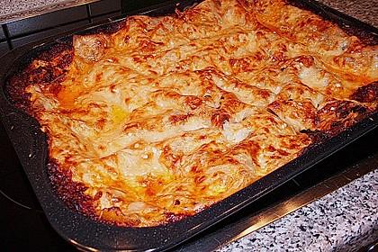 Lasagne Bolognese 40