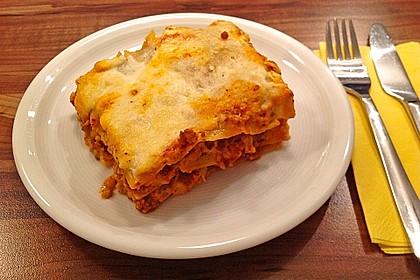 Lasagne Bolognese 1