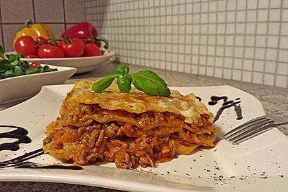 Lasagne Bolognese 6