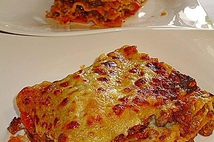 Lasagne Bolognese 4