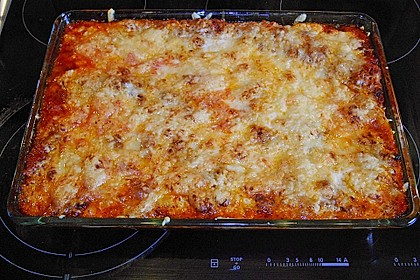 Lasagne Bolognese 10