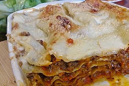 Lasagne Bolognese 20