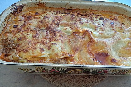 Lasagne Bolognese 68