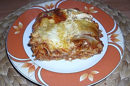 Lasagne Bolognese 38