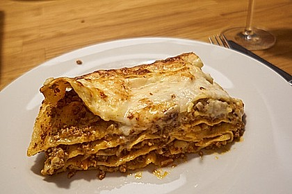 Lasagne Bolognese 12