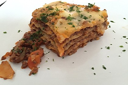 Lasagne Bolognese 43