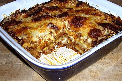 Lasagne Bolognese 51