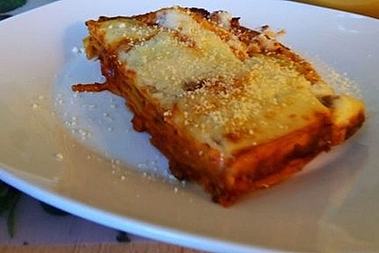 Lasagne Bolognese 116