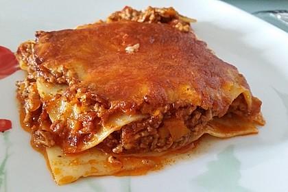 Lasagne Bolognese 5
