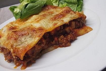 Lasagne Bolognese 9