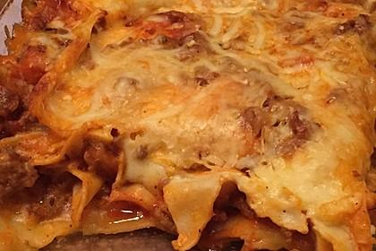 Lasagne Bolognese 54