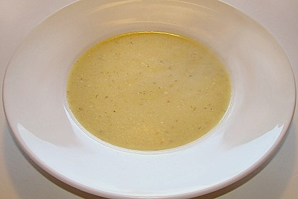 Pastinaken - Süßkartoffelsuppe 16