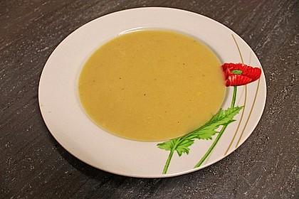 Pastinaken - Süßkartoffelsuppe 7