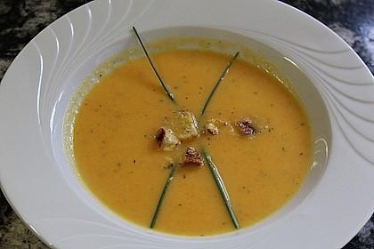 Pastinaken - Süßkartoffelsuppe 9