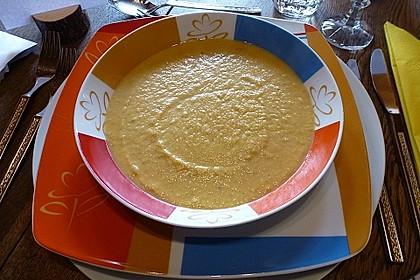 Pastinaken - Süßkartoffelsuppe 12