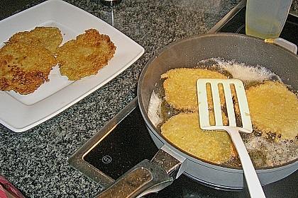 Pikante oder süße Multitalentplätzchen,  Kartoffelverwendungswunder, Reibekuchen 1