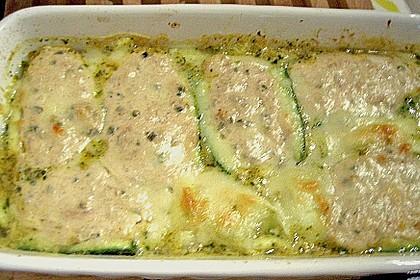 Zucchini mit Thunfisch - QimiQ - Füllung 1