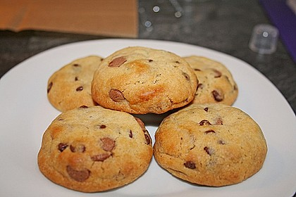 American Chocolate Chip Cookies 2