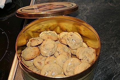 American Chocolate Chip Cookies 5
