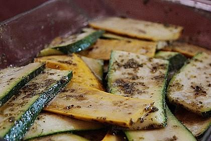Gegrillte Zucchini 12