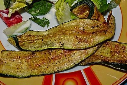 Gegrillte Zucchini 4