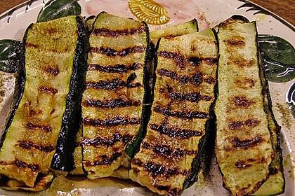 Gegrillte Zucchini 3