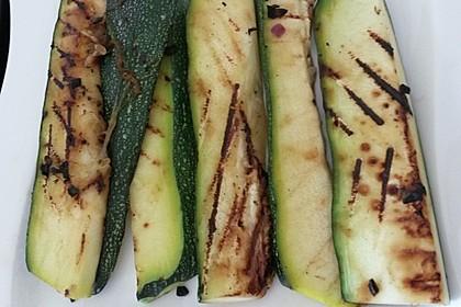Gegrillte Zucchini 8