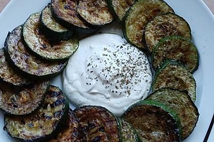 Gegrillte Zucchini 6