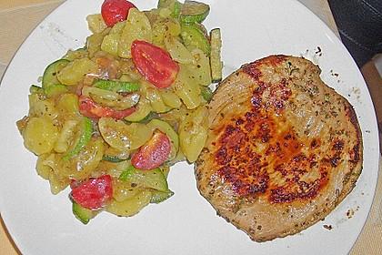 Illes warmer Zucchini-Kartoffelsalat - sommerlich leicht und einfach 17