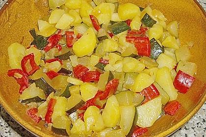Illes warmer Zucchini-Kartoffelsalat - sommerlich leicht und einfach 19