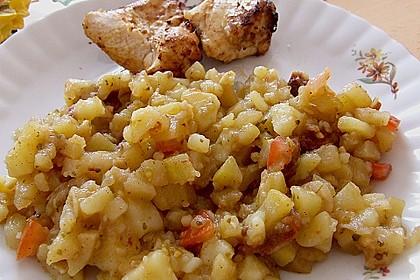 Illes warmer Zucchini-Kartoffelsalat - sommerlich leicht und einfach 14