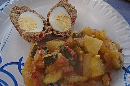 Illes warmer Zucchini-Kartoffelsalat - sommerlich leicht und einfach 16