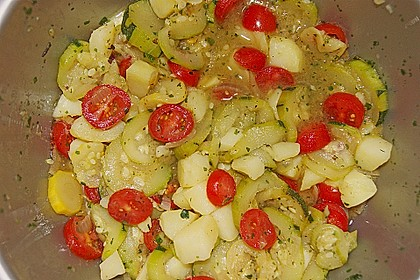 Illes warmer Zucchini-Kartoffelsalat - sommerlich leicht und einfach 15