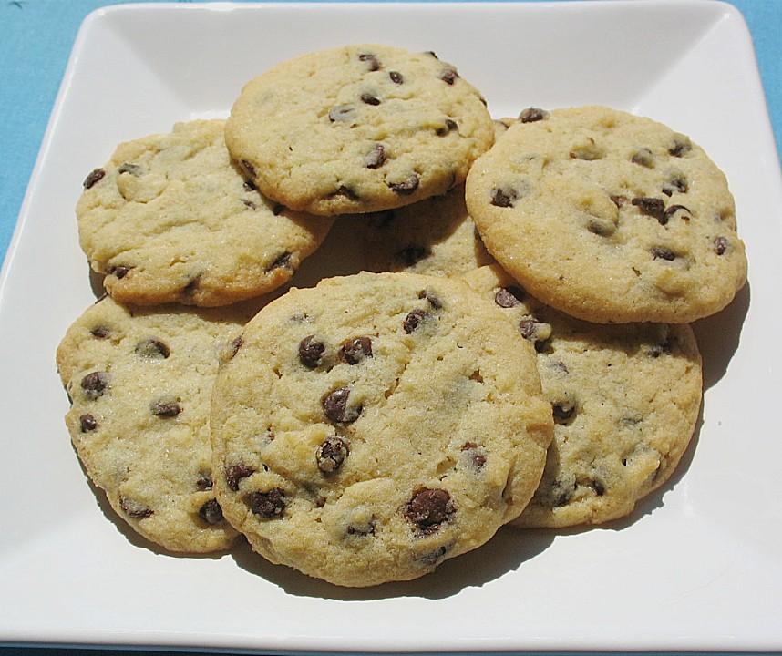 danielas chewy chocolate chip cookie rezept mit bild. Black Bedroom Furniture Sets. Home Design Ideas