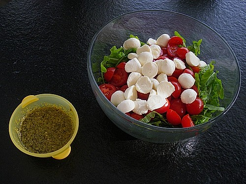 Brillas Mozzarellasalat 6