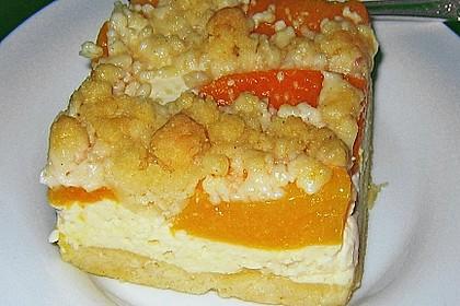 Quark - Blechkuchen 5